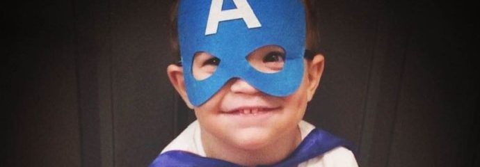 A Mom's Love; Kidney Donor and a Real-Life Super Hero!